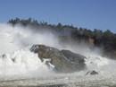Nguy cơ vỡ đập cao nhất Mỹ ở California