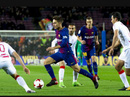 """Mở """"đại tiệc"""" 5 sao, Barcelona đoạt vé vòng 1/8 Cúp Nhà vua"""