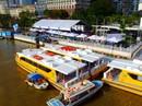 Buýt đường sông đã chính thức vận hành