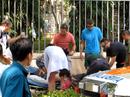 Một người nước ngoài đột quỵ giữa đường phố Sài Gòn