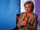 Bà Clinton giải thích lý do thất cử và chỉ trích ông Trump