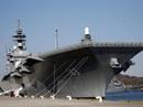 """Nhật Bản """"biến hình"""" tàu sân bay để đón chiến đấu cơ tàng hình?"""