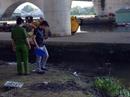Người đi câu hoảng hồn phát hiện thi thể trôi sông Sài Gòn