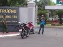 """Bắt đối tượng ném """"bom xăng"""" vào Hội trường Thành ủy Vũng Tàu"""