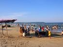 """Quảng Ngãi """"quyết tâm"""" nhận chìm 62.000m3 bùn đất xuống biển"""