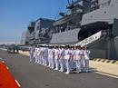 Tàu hộ vệ Fuyuzuki Nhật Bản thăm Cam Ranh
