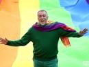 """""""Cha đẻ"""" của cờ cầu vồng LGBT qua đời"""