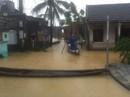 Thừa Thiên – Huế: Nguy cơ nước sông lên báo động 3 trở lại