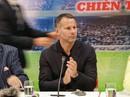Ryan Giggs: Mục tiêu hướng Việt Nam tham dự World Cup