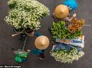 Chùm ảnh đẹp về những người bán hàng rong ở Hà Nội