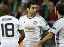 Vòng 1/8 Europa League: M.U bay xa, Roma gặp khó