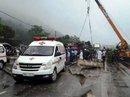 Bắt tài xế làm lật xe khiến 2 người chết, 5 người bị thương