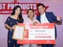 Quang Minh - Hồng Đào tình tứ đi sự kiện tại Việt Nam