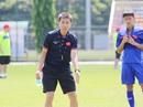 Có chuyên gia Đức, HLV Hoàng Anh Tuấn hứa vô địch U18