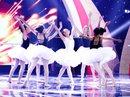 Cô bé 10 tuổi múa ballet khiến Ốc Thanh Vân khóc nức nở