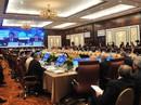 Hội nghị liên Bộ trưởng Ngoại giao - Kinh tế kéo dài hơn dự kiến