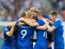 """""""Những đứa con thần sấm"""" Iceland lần đầu dự World Cup"""