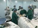 Bệnh viện tuyến huyện phẫu thuật cứu bệnh nhân vỡ thai ngoài tử cung