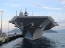 Khám phá tàu sân bay hiện đại bậc nhất Nhật Bản