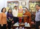 Lãnh đạo TP thăm các chức sắc tôn giáo