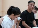 Diễn viên Ngọc Trinh khóc nức nở trước tòa
