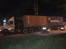 Phạt xe đầu kéo chở quá tải đi vào đường cấm 37 triệu đồng