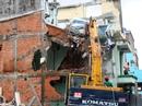 Tháo dỡ 26 nhà dân cuối cùng ở chung cư Cô Giang