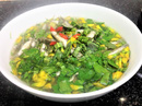 Canh chua cá linh bông điên điển: Đậm đà hương vị quê nhà