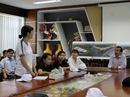 Sinh viên ĐH Khoa học Tự nhiên đi thực tế tại Đa Phước