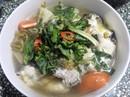 Cá lóc mà nấu cải chua: Món ngon khó cưỡng trong ngày đầu Xuân