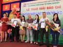 Báo Người Lao Động đạt giải báo chí viết về nông nghiệp