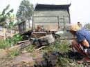 Tàu hỏa tông xe tải, 1 người trọng thương