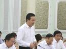 Phó giám đốc Sở VH-TT TP HCM đề xuất làm lễ hội ánh sáng