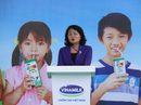 Hơn 46.000 ly sữa đến với trẻ em Quảng Nam