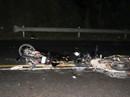 Xe máy đối đầu, 2 người tử vong và 1 nguy kịch
