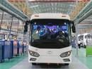 Trường Hải xuất khẩu gần 1.200 xe bus sang Thái, Đài Loan, Philippines, Campuchia