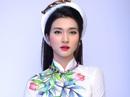 Kim Tuyến đẹp dịu dàng với áo dài Since 1980