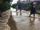 Phú Yên: Lũ lên nhanh, 1 người mất tích