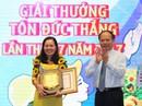 Trao giải thưởng Tôn Đức Thắng cho 10 kỹ sư, công nhân tiêu biểu