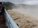 Thủy điện Sông Ba Hạ xả lũ giữa mùa khô