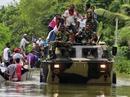 Sri Lanka và Thái Lan khốn đốn vì mưa lũ