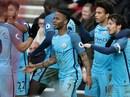 """Sunderland - Man City 0-2: """"Mèo đen"""" khó trụ hạng"""