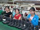 Nâng chất sản phẩm dệt may, da giày