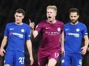 De Bruyne tỏa sáng, Man City quật ngã Chelsea