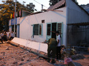 Cháu bé 3 tuổi trong vụ sập nhà tại Vũng Tàu đã tử vong