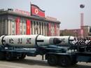 Triều Tiên phóng tên lửa, nổ ngay lập tức