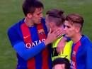 Thắng 12-0, dàn sao trẻ Barcelona gặp phiền phức