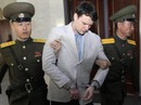 """Du khách Mỹ bị """"bẫy"""" ở Triều Tiên?"""