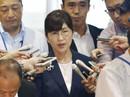 Nữ bộ trưởng quốc phòng Nhật Bản từ chức