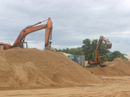Bộ Xây dựng: Cấm bán cát ra ngoài tỉnh là trái quy định